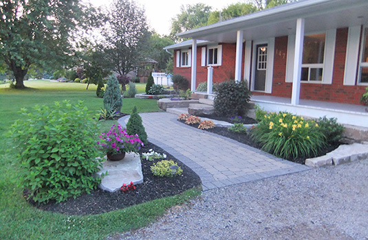 Onstario Landscaping and Bowmanville Landscaping